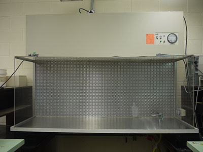 Biosafety Cabinet, NuAire