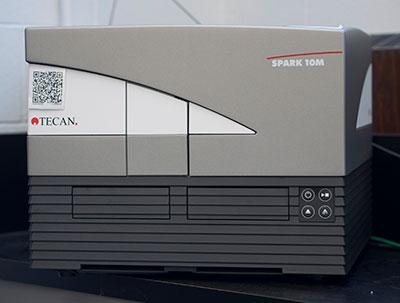 Multimode Multiplate Reader, Tecan Spark 10M