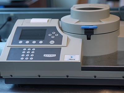 Microwave Moisture Analyzer, Sartorius-Omnimark