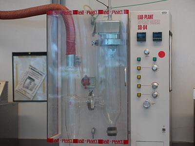 Spray Drier, LabPlant SD-04