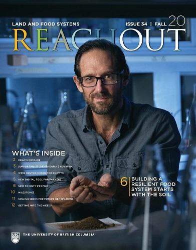 reachout cover